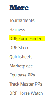 How Can I Find A Print Edition of The Daily Racing Form In My Local